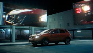 Ниссан, Nissan, монтаж рекламного видео